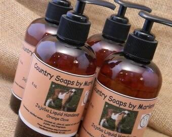 Orange Clove Liquid Hand Soap