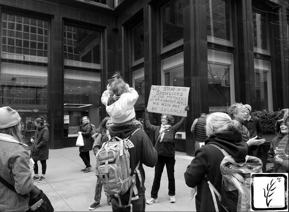 B&W #Photograph, Resist, #shepersisted, #nastywomen, fine art, photo print, feminist, wall art, home decor, protest, womens march