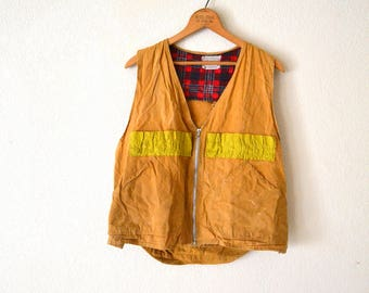"""1950's """"Westernfield"""" Duck-Hunting Vest"""