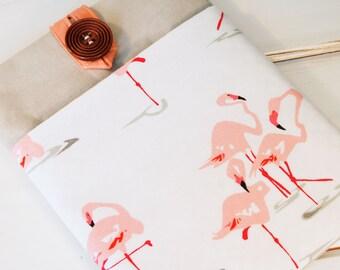 ipad case, ipad air case, ipad mini case with pocket, samsung galaxy sleeve, ipad sleeve, tablet case, apple accessories in Flamingo Dance