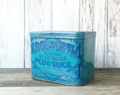 SALE Tobacco Can Edgeworth Can smoking tobacco can advertising can tin can vintage tobacco