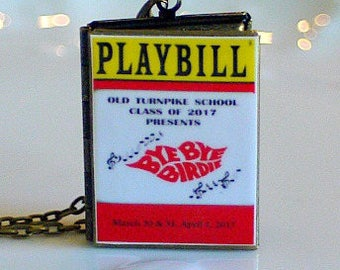 Custom Locket for Old Turnpike School, Class of 2017's, production of Bye Bye Birdie