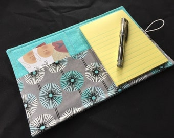 Mini List Taker, Organizer, Coupon Holder, Market Day, Notepad And Pen/Pencil Included