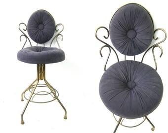 Boudoir Chairs Etsy