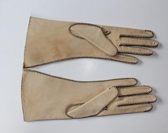 Vintage Deerskin Women's Gloves
