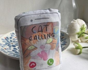Cat Calling Catnip iPhone / cell phone Catnip Joytoy