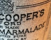 Frank Cooper Seville Marmalade Crock