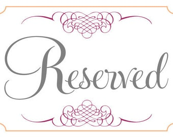 Reserved Listing For kzarecki14