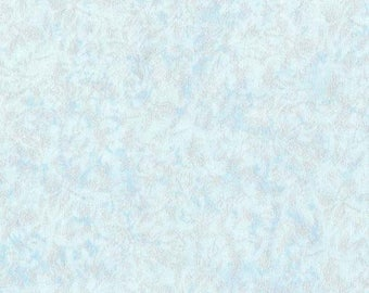 Michael Miller Fabric Fairy Frost Metallic in Baby Blue,  Choose your cut