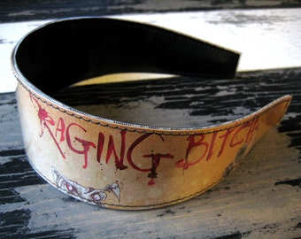 Raging Bitch Headband