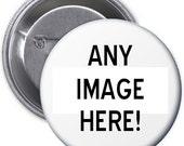 Custom Pinback Button