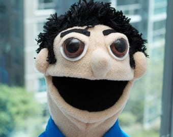 Male Puppet