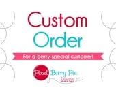 Custom Etsy Shop Branding Package