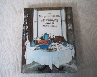 "Vintage Cookbook ""The Margaret Rudkin Pepperidge Farm Cookbook"" 1981"