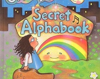 20 Book Bundle of Smally's Secret Alphabook!