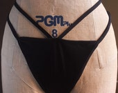 SAMPLE SALE Burlesque Cage Panties Choose Your Pair