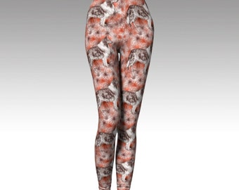 Starstruck Collies Leggings