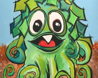 Sigmund the Sea Monster (2017) by Mark Redfield