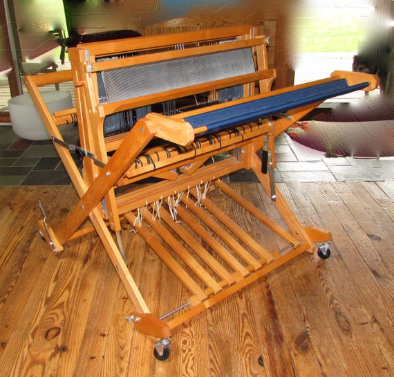 Weaving Looms 4 harness Baby Wolf Loom - Two to pick from ...