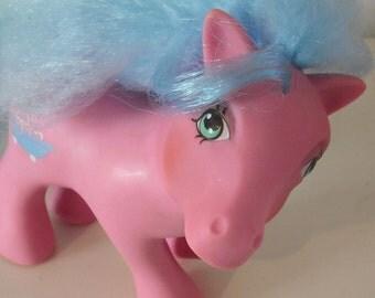 G1 My Little Pony Sweet Suds Vintage MLP