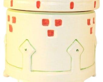Roseville Pottery Ceramic Design Planter 219-4