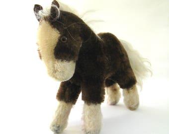 cosy   ...  vintage steiff pony  ...   horse