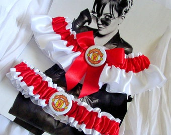 Sports Garters, Garters, Wedding Garters, Custom Wedding Garter, wedding garter set, bridal garters