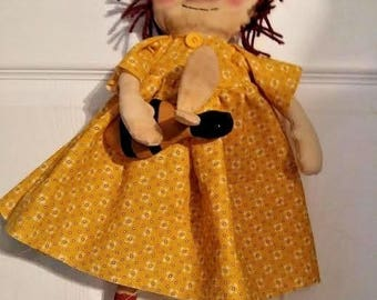 Primitive Annie with Bee