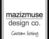 Custom for Helen, Set of 6 Outdoor Pillows, Mid Century Modern Pillow Covers, Orange Grey Pillow Covers, Mazizmuse