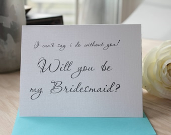 Will You Be My Bridesmaid  cards, Bridesmaid box, gift custom, Gift for  Maid of Honor, flower girl gift , be my bridesmaid