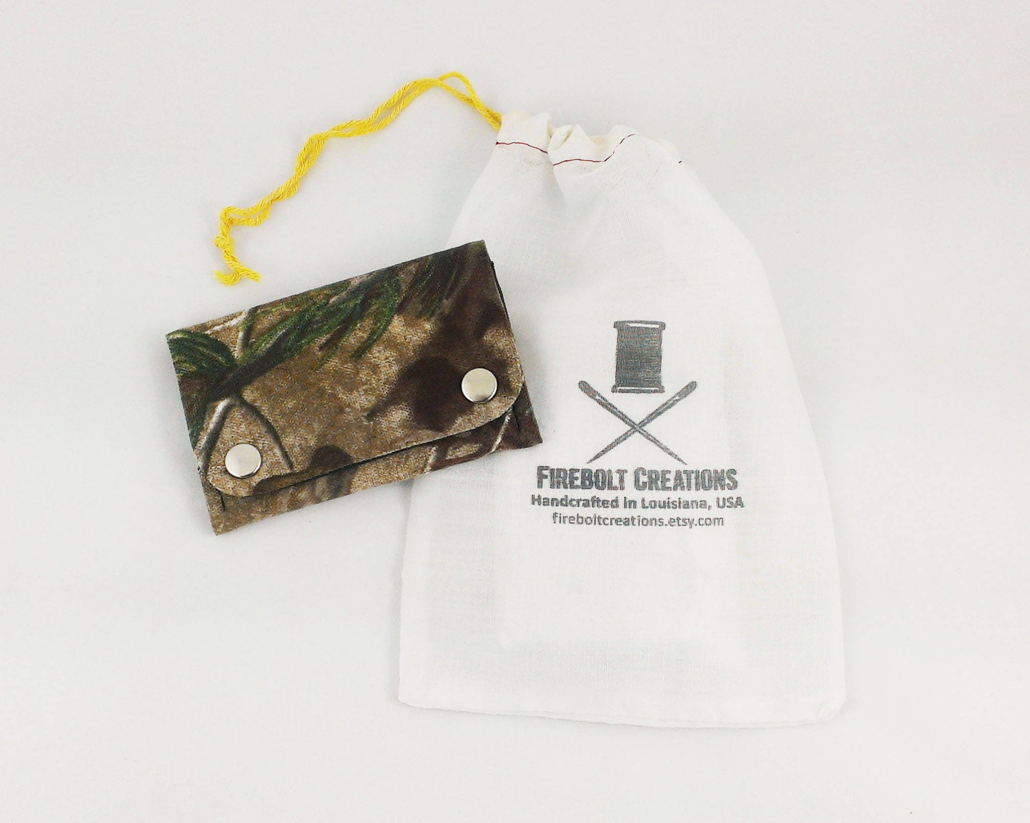 Camouflage Wallet realtree minimalist wallet hunting gift camo gifts ...