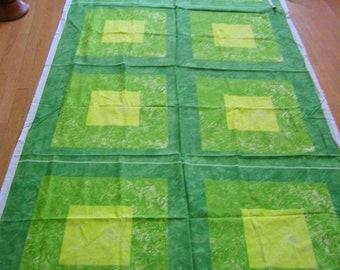 Marimekko Fabric Kristina Isola Tasan Pattern 55 x 103 inches (2.8 yards)