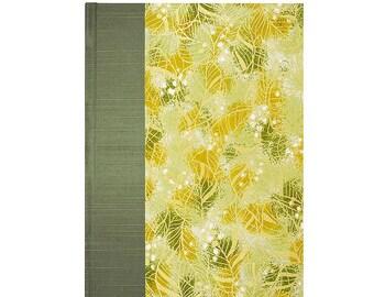 Journal Lined Paper   Spun Gold