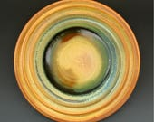 STONEWARE DINNER PLATE - Ceramic Plate - Pottery Plate - Lunch Plate - Dinnerware - China - Studio Pottery