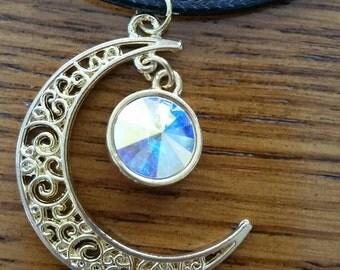Swarovski Crystal of the Moon