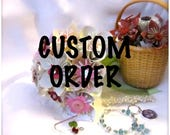 Custom Wedding Order