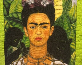 Frida Kahlo Jungle