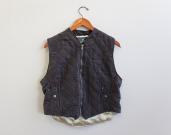 Vintage Quilted Vest by Mountain Horse