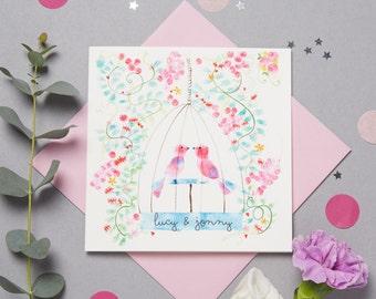 Personalised Love Card