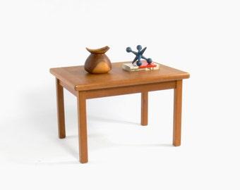 Danish Modern Burchard-Nielsen Teak Side/End Table