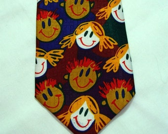Children's Miracle Network Christmas TIE w/ Lots of KIDS