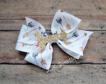 Arrow XL Classic bow...Glitter Gold Arrow