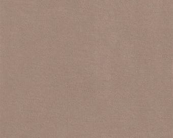 Mocha Light Brown Tan 4 Way Stretch 8oz Rayon Spandex Jersey Knit Fabric, 1 Yard