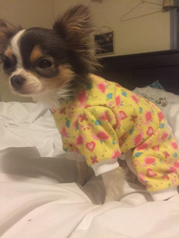 Flamingo Love Pajamas