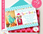 Gumball Birthday Invitation, Gumball Invitation, Gumball Party, Girl First Birthday, Girl Birthday, Gumball Invite, Gumball Party, Candy