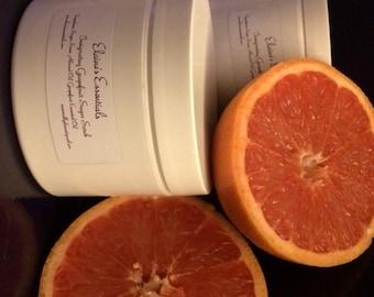 All Natural Grapefruit Body Scrub