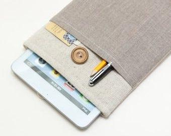 50% OFF White Linen Samsung Galaxy Tab S3 Case. Galaxy tab s2 case. galaxy book case. galaxy tab pro s case. samsung galaxy tab e case