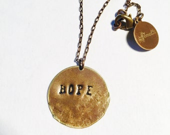 Hope Affirmation Necklace