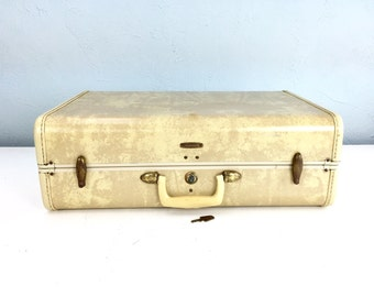 1950s suitcase | Etsy