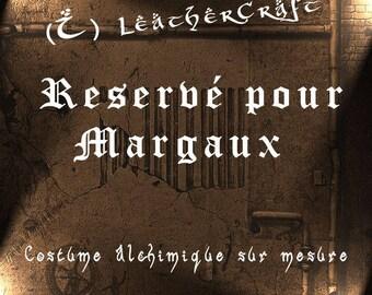 Réservé pour Margaux
